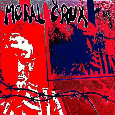 Moral crux: self titled lp