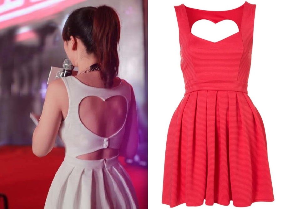 DRESSES - Knee-length dresses I Heart Outlet Reliable Enjoy Cheap Price Sale Pre Order 8WTHTwsxG