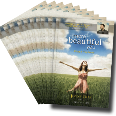 More beautiful you - a study in true beauty (bible study 10 pack)