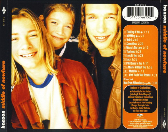 hanson latin singles Hanson in 2017, the trio of brothers  latin america,  more hit singles and extensive touring deepened the band's connection with their fans, .