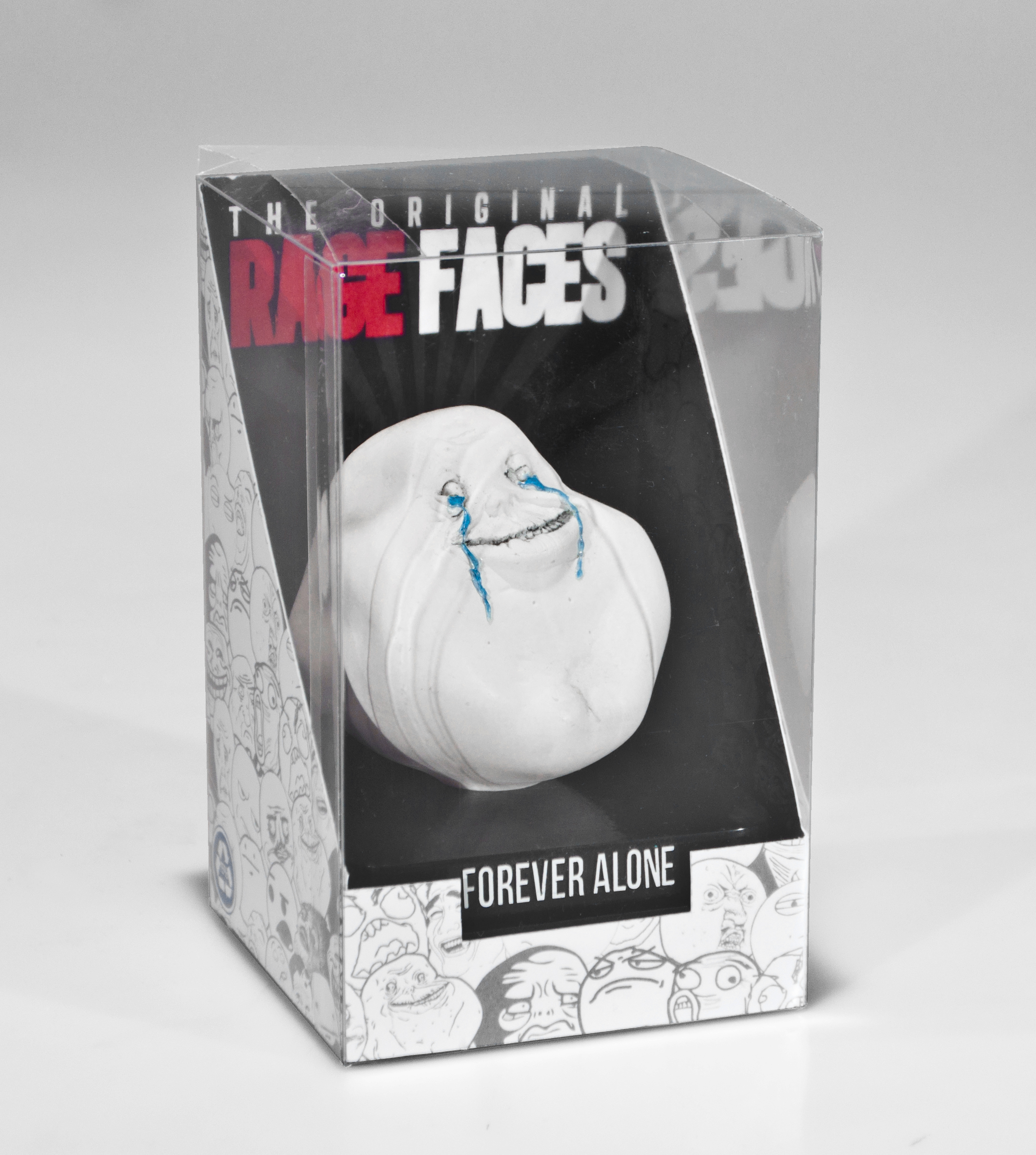 the original rage faces forever alone limited edition online