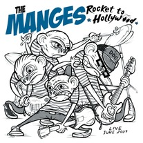 "the Manges ""Rocket to Hollywood"" LP"