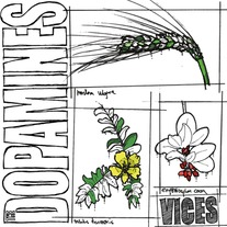 "the Dopamines ""Vices"" LP"
