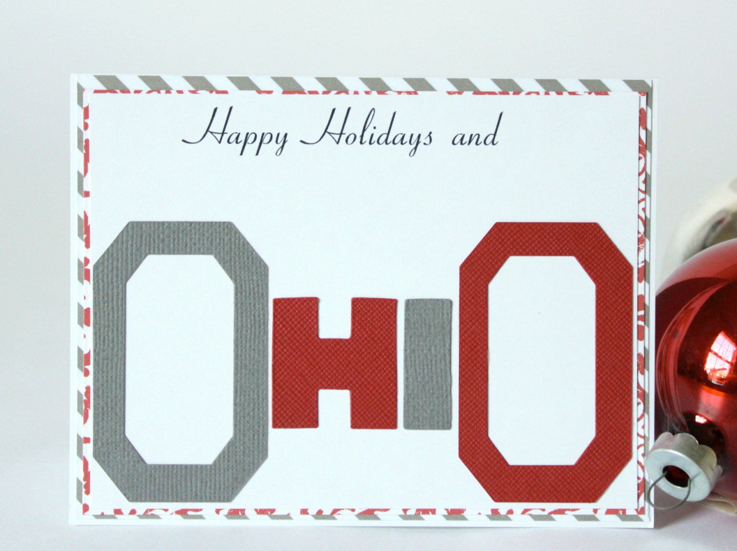 ohio state holiday cards set of 5 - Holiday Cards Online