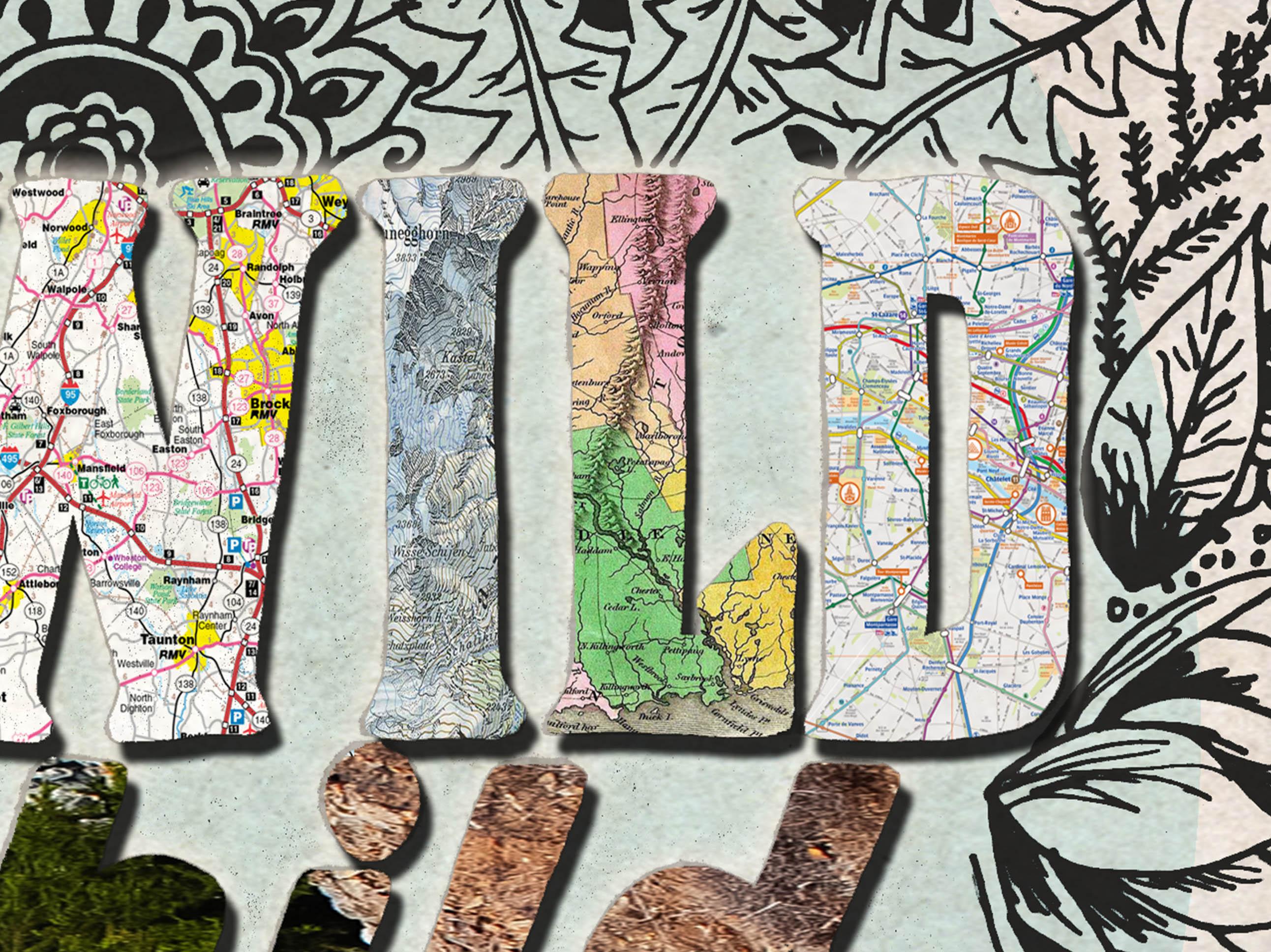 Run Wild, My Child - 16 x 20 paper print, large wall art ...