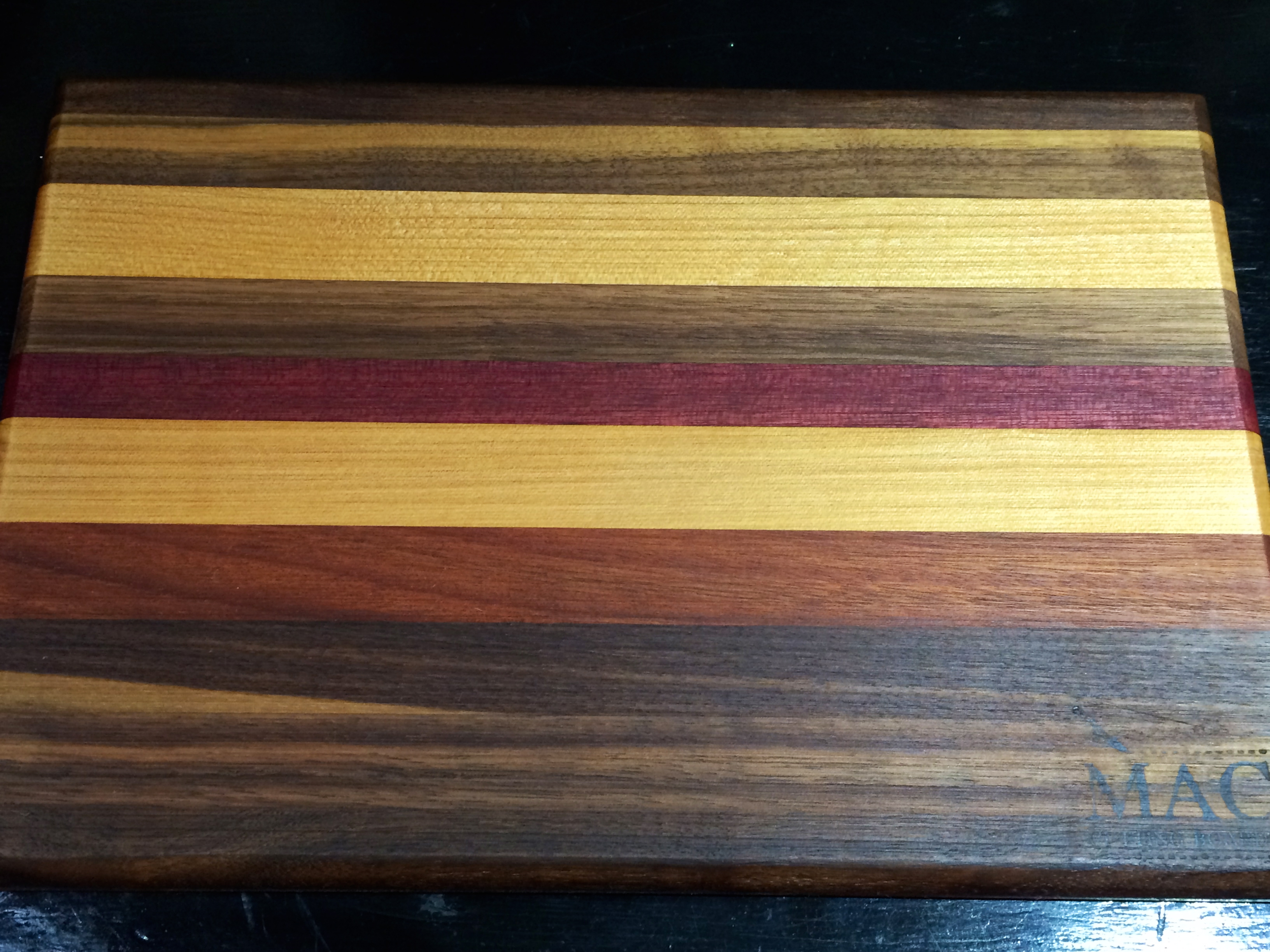 Herringbone Cutting Board Plans
