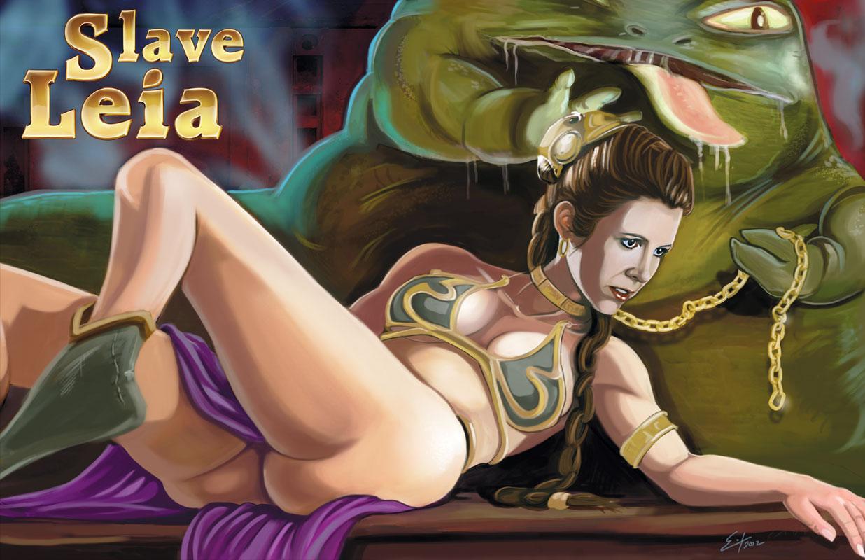 slave princess leia porn
