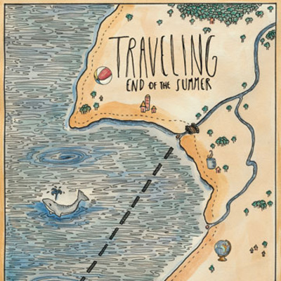 Traveling - end of the summer 7''