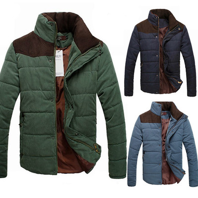 Mens Casual Winter Jackets - Pl Jackets