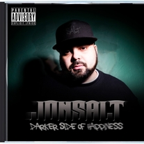 JON SALT - DARKER SIDE OF HAPPINESS (CD)