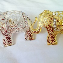 Fashion Elephant Rings