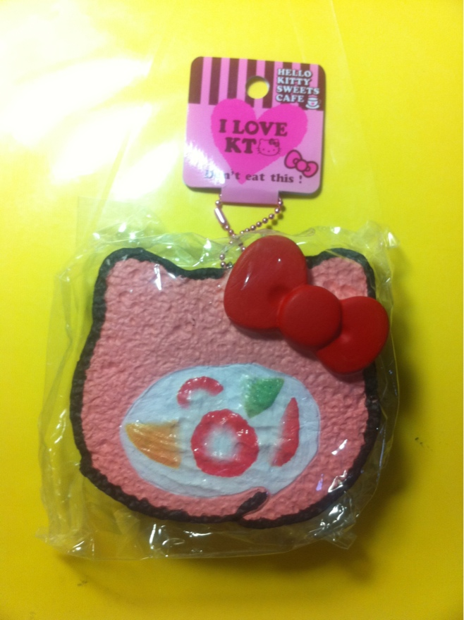 The Kawaii Hut Hello Kitty Cake Roll Strawberry Chocolate Squishy Online Store Powered by ...