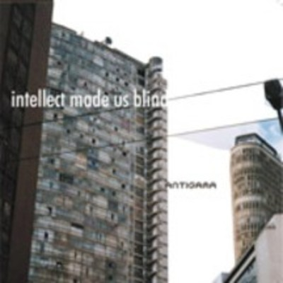 Antigama intellect made us blind [cd]