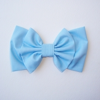 Pure Blue bow