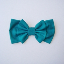 Pure Teal Bow