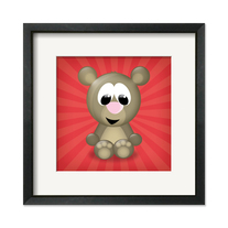 Bear_square_framed_medium