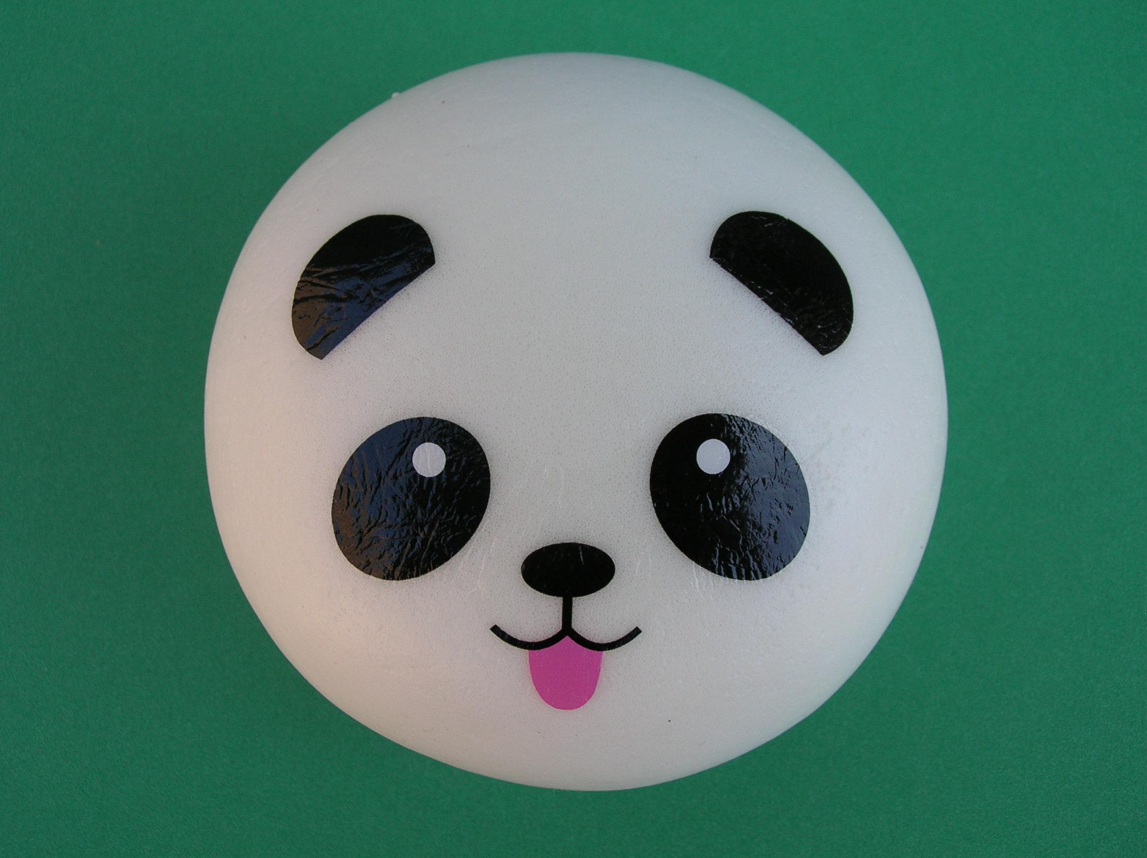 Panda Squishy Cake Ideas And Designs