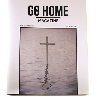Issue #1: going home