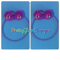 """Diva Princess"" Fashion Earrings"