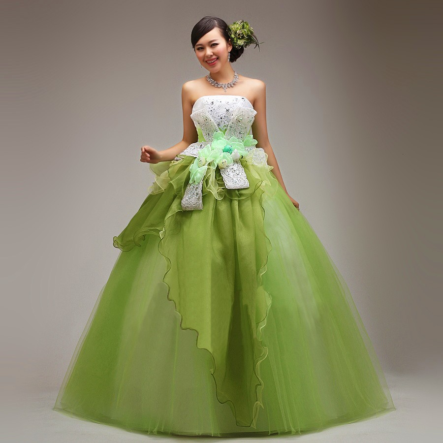 0a1d0a40e Hea Woo - Bridal Dress Wedding Gown Marriage Matrimony Wedlock ...