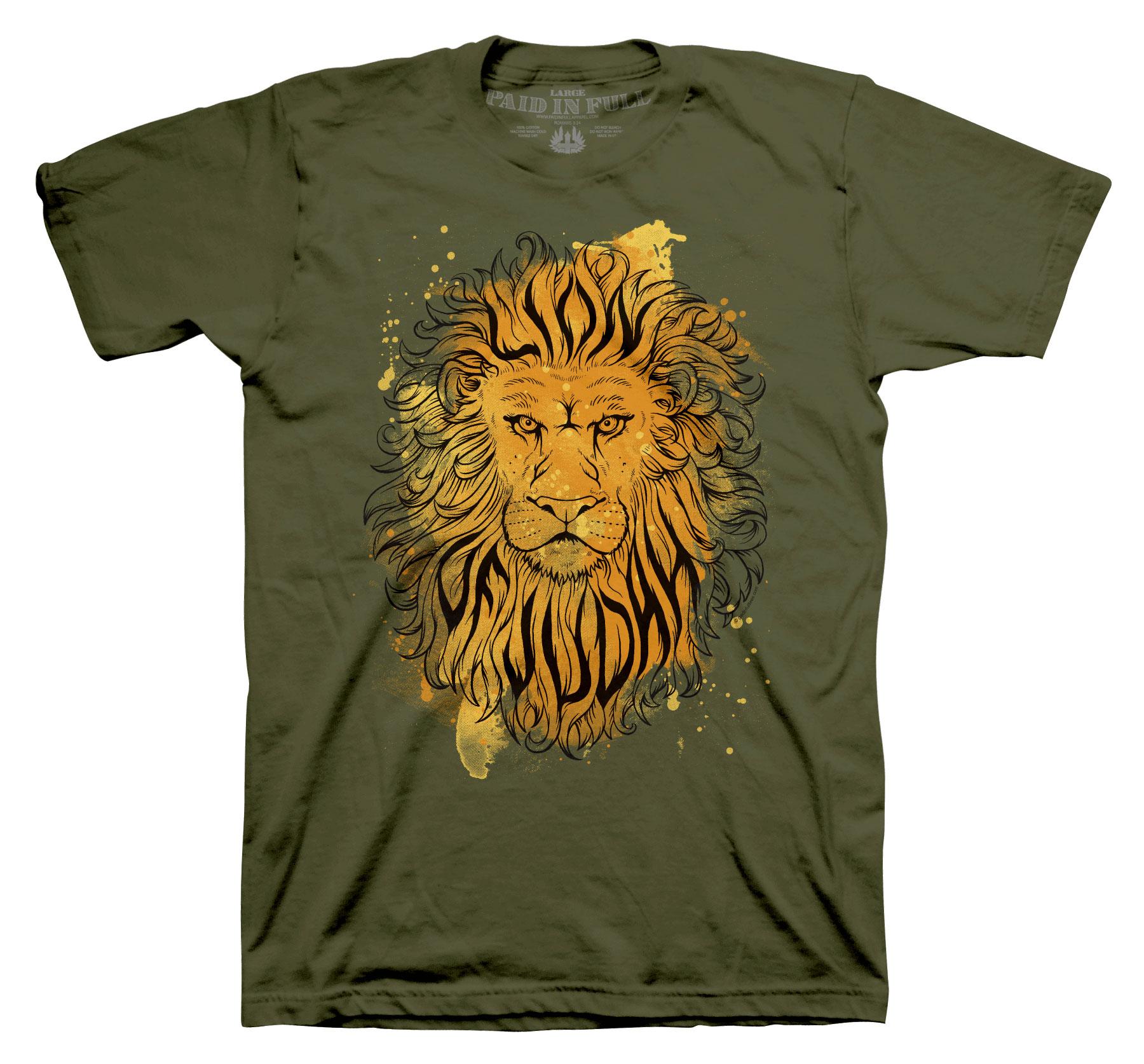 16c3e78868e Lion of judah body military original