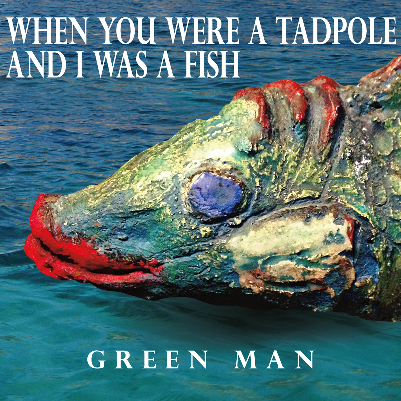 Green Man - When You Were a Tadpole and I Was a Fish (2014) [Alternative]
