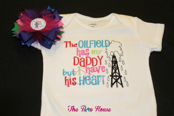 56d85253 The Bow House | Oilfields has my daddy but I have his heart | Online ...