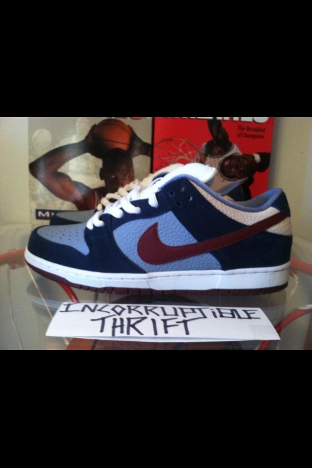 7641a1e53a9 FTC Finally Nike SB Dunks Size 10 · Incorruptible Thrift Shop ...