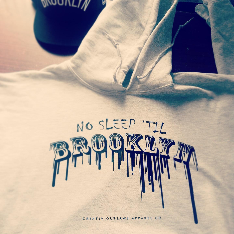 No Sleep 'Til Brooklyn Hoodie