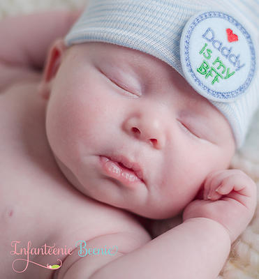 d2d8635ec89 Customer feedback for this store 7 past orders · 0 customer ratings.  Details  Shipping   FAQs. I love my daddy Newborn hospital hat  newborn boy  or baby ...