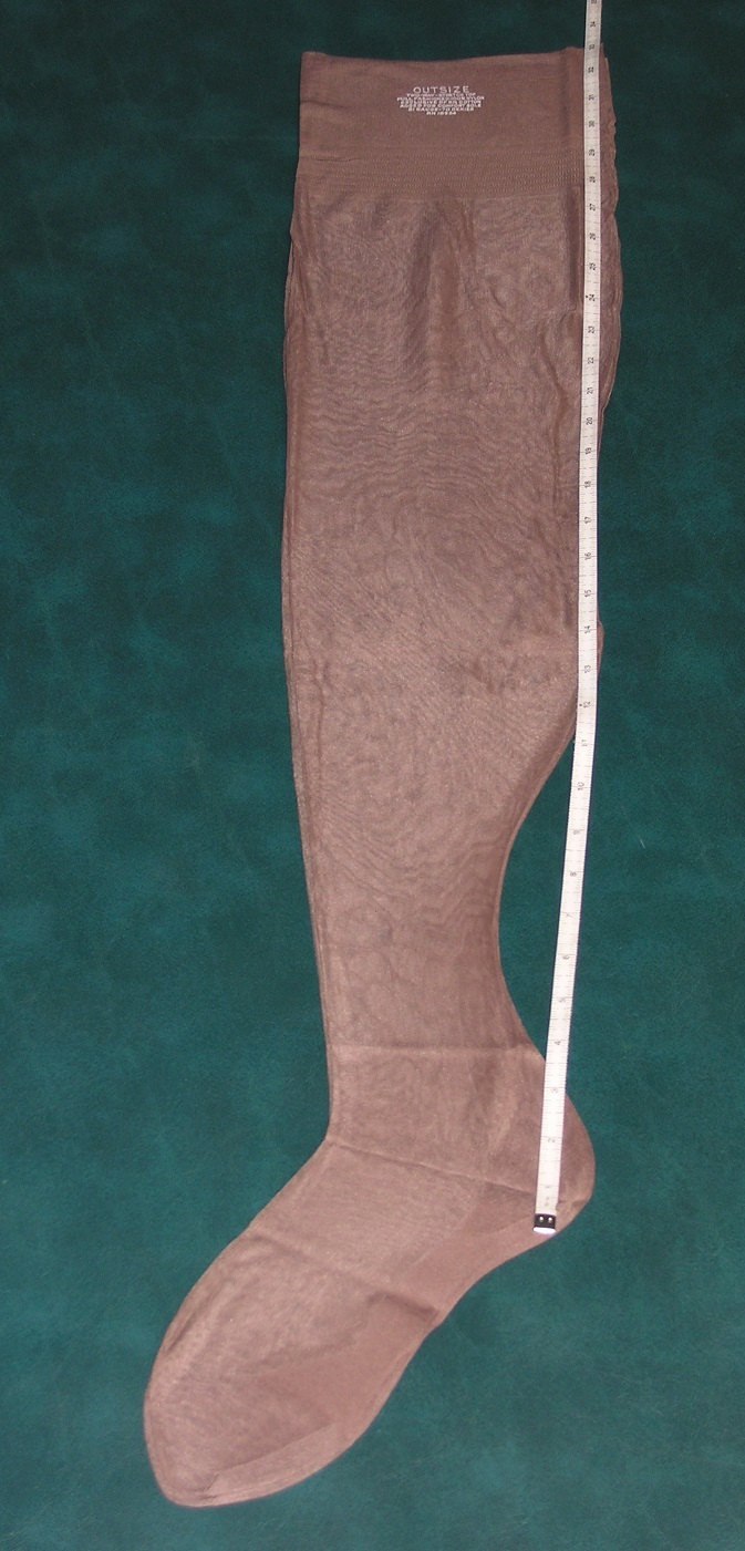 25a8f35b7 3 pair Vintage cuban heel full fashioned seamed nylon stockings 10 ...