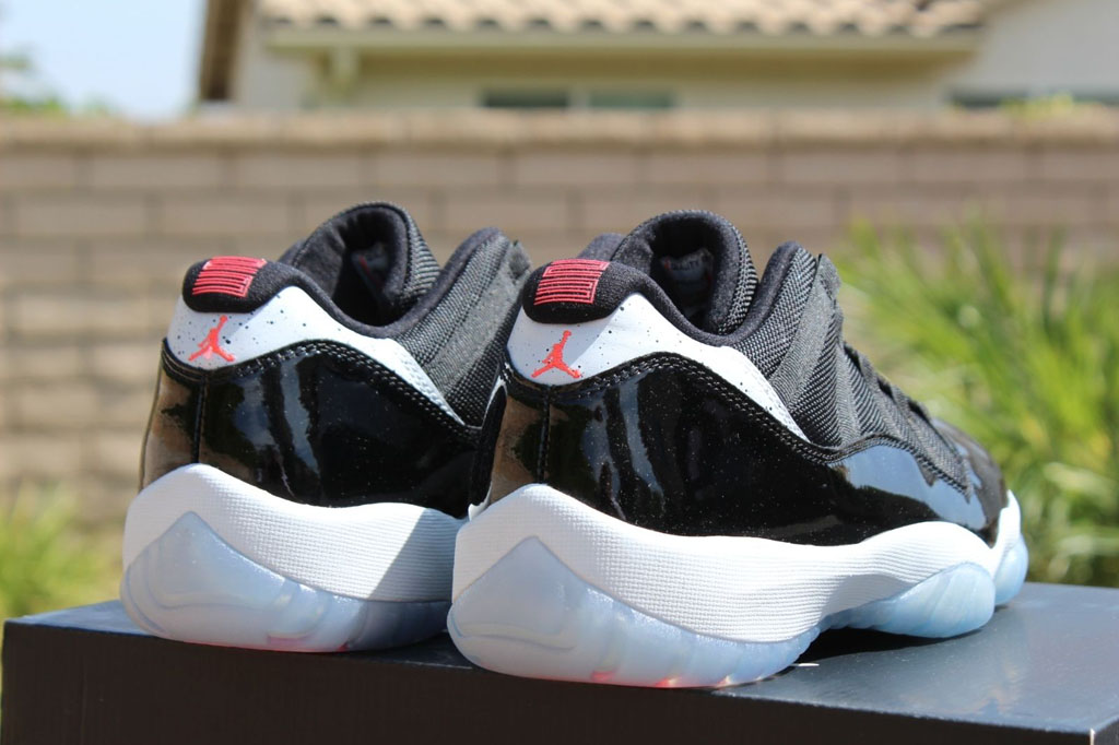 air jordan 11 low infrared 23 ebay auction