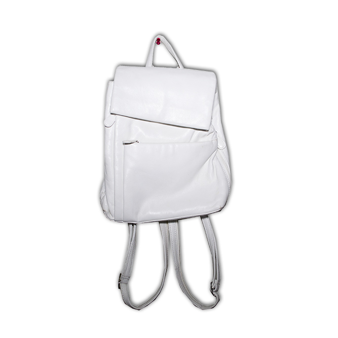 Black and white backpack purse – New trendy bags models photo blog