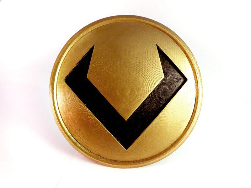 Kid Loki Medallion Stark Enterprises Ltd Online Store Powered By