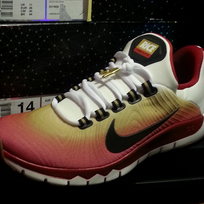 5b28a686e1c Nike free trainer 5.0 jerry rice