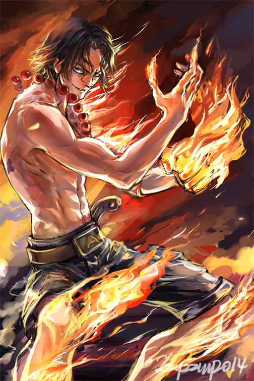Ace One Piece On Storenvy