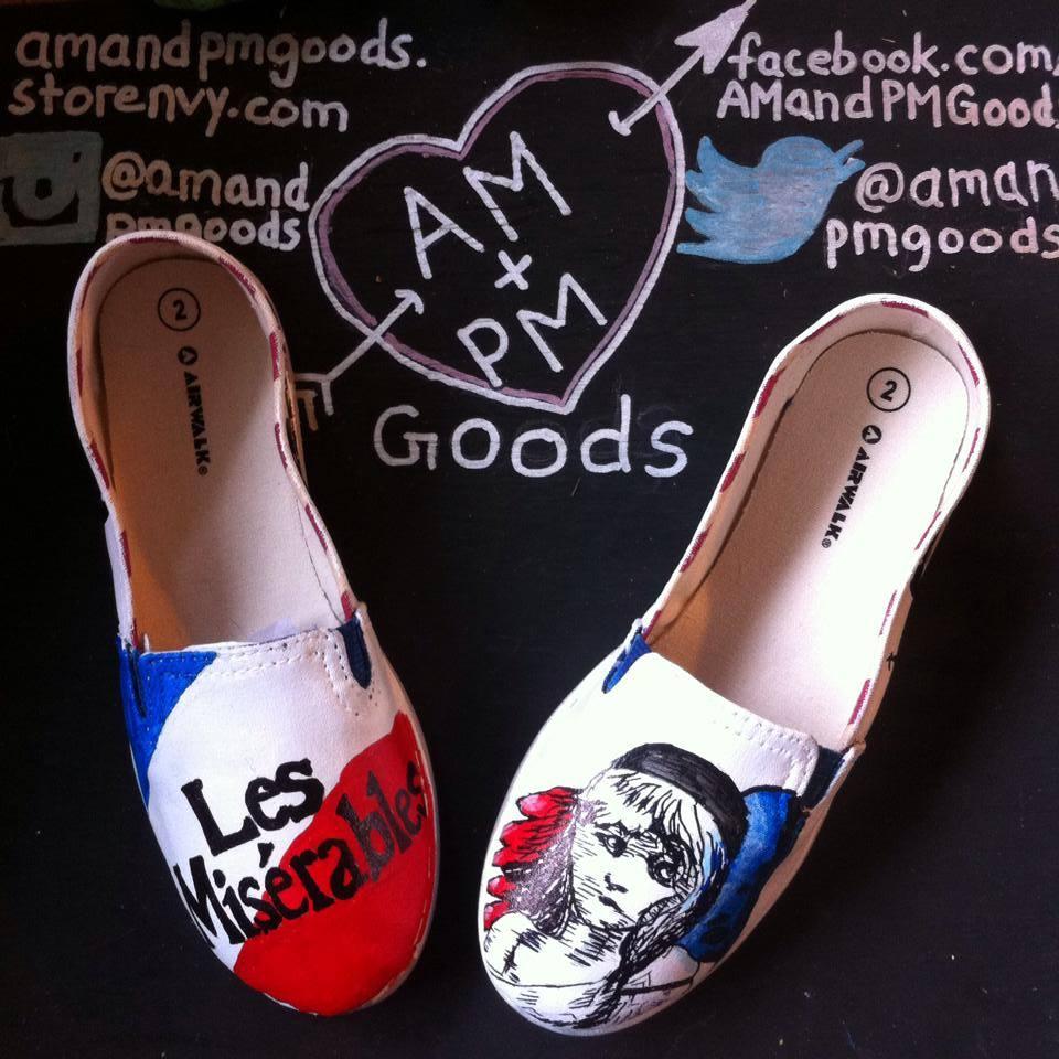 Les miz shoes essay