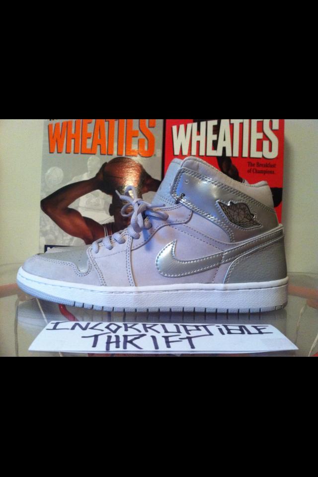 be298c4c3c190a Air Jordan Metalic 1s · Incorruptible Thrift Shop · Online Store ...