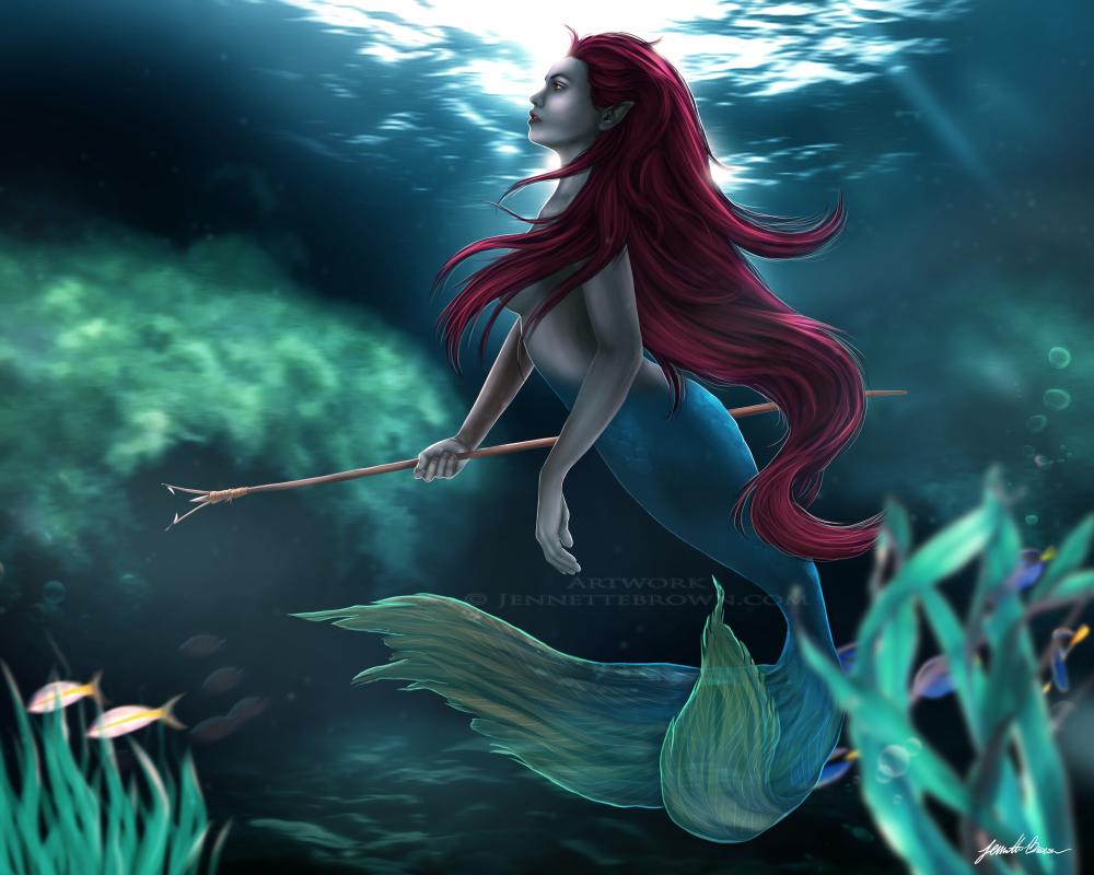 Underwater Goddess Fantasy Mermaid Prints Amp Posters On Storenvy