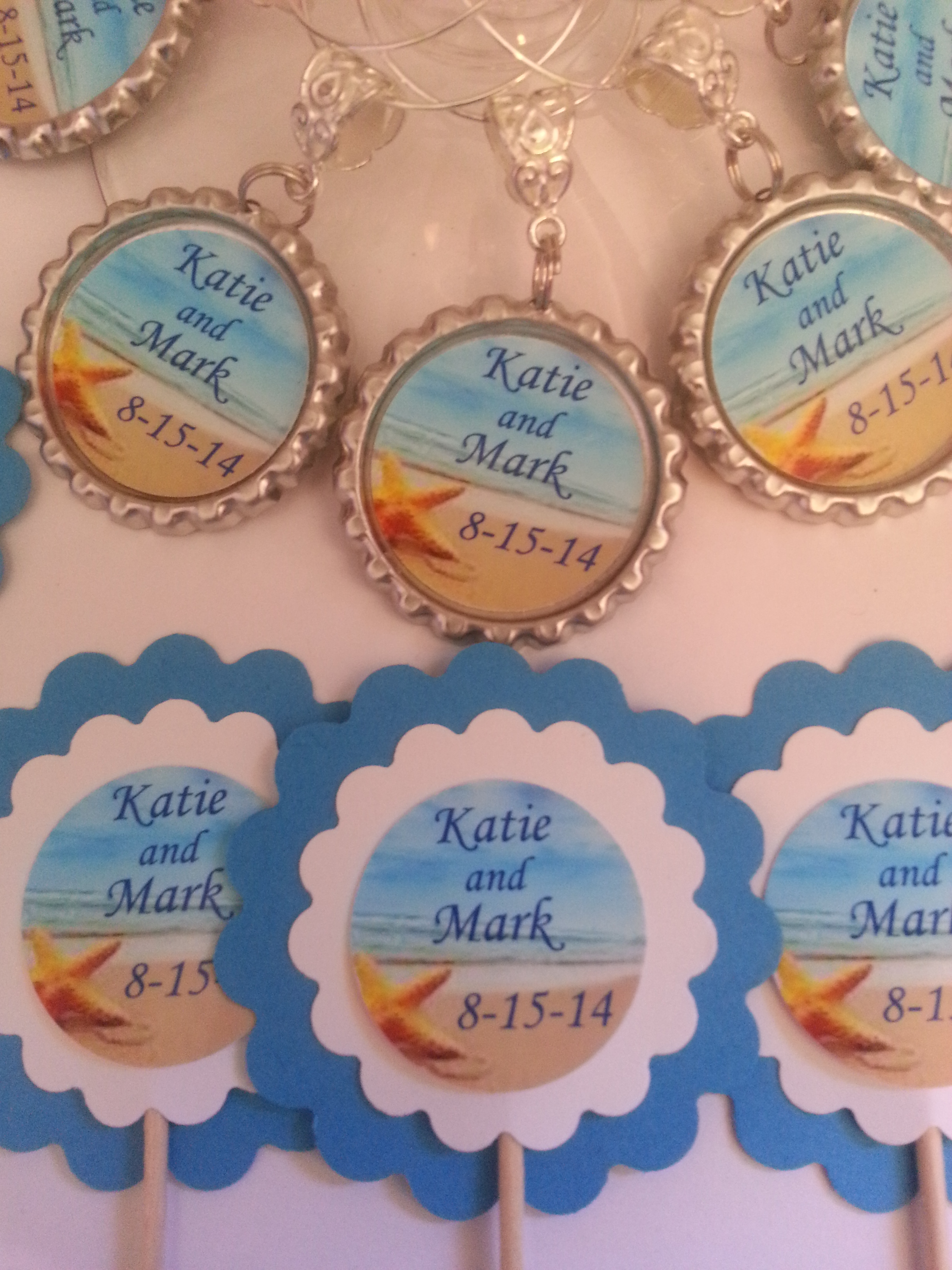Wedding Favors And Decorations Reception Wine Charms On Storenvy