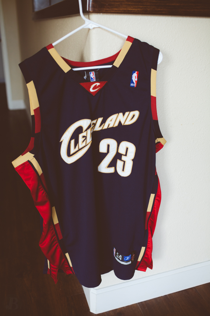 official photos f173d 2fb8c Cleveland Cavs Lebron James Jersey 54 from Kings Court Vintage