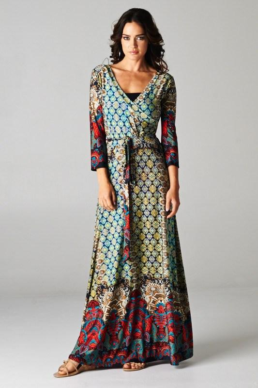 e5638bdeec4 Fall To Pieces Maxi Dress on Storenvy
