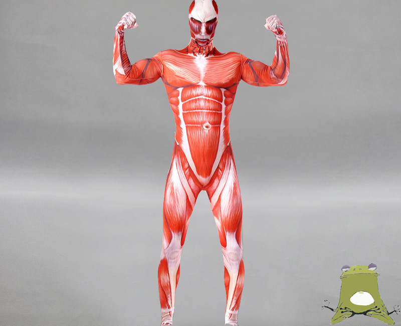 Attack on Titan Colossal Titan suit costume cosplay buy ...