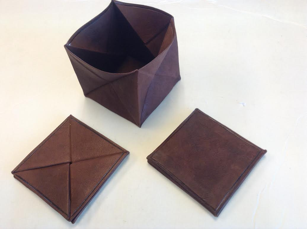 How to make easy coin purse origami (mit Bildern) | Origami ... | 774x1036