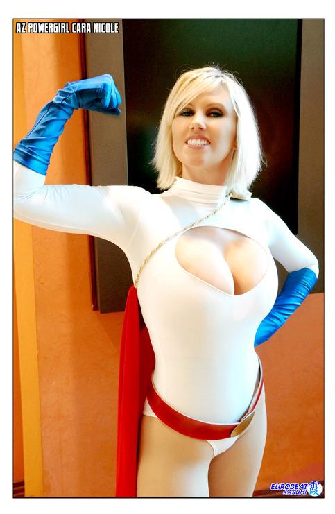 Apologise, but, cara nicole power girl cosplay nude remarkable
