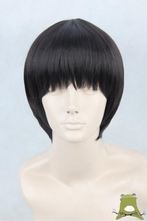Tokyo Ghoul Ken Kaneki Black Cosplay Wig Buy On Storenvy