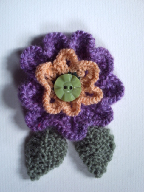 how to edit a video on iphone ooak knitted flower brooch pin purple and 20028