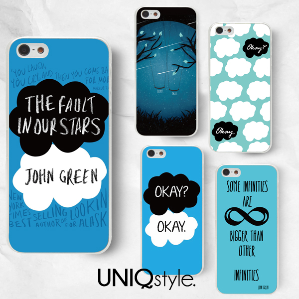 best website 3358c f2eb9 The fault in our stars phone case for iPhone 7/6/6s, Samsung  S8/S7/S6/Note5, Sony, LG Nexus/G4, Nokia Lumia, HTC One M8/M9, Motorola -  L74