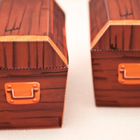 photograph about Printable Treasure Chests identified as TREASURE Upper body Desire Box - Do it yourself Printable in opposition to Piggy Financial institution Get-togethers