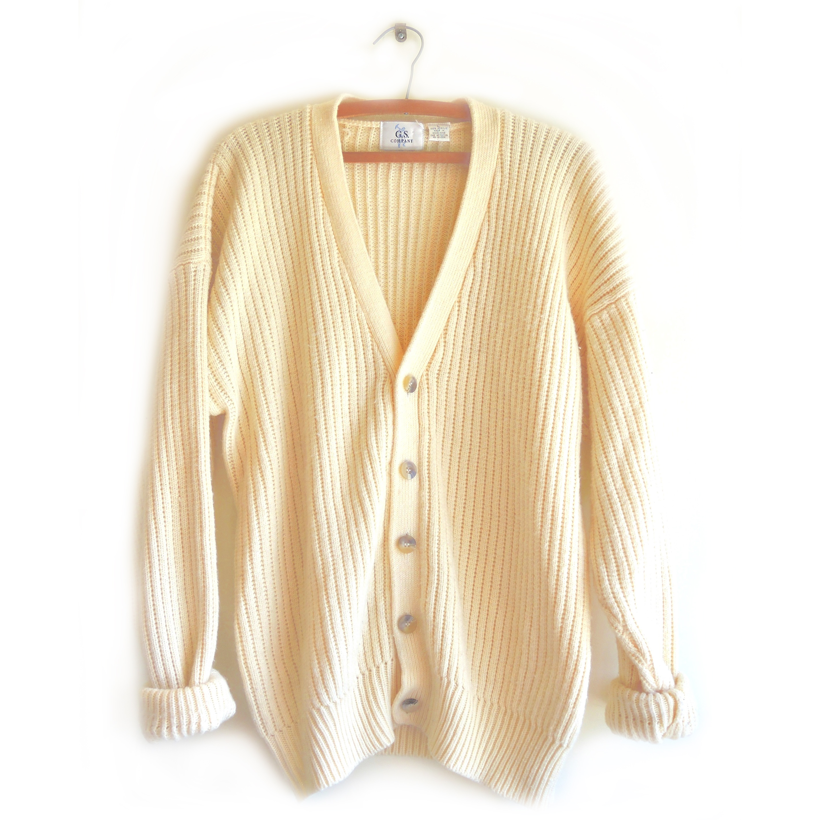 OVERSIZED KNIT CARDIGAN 80a0405b4